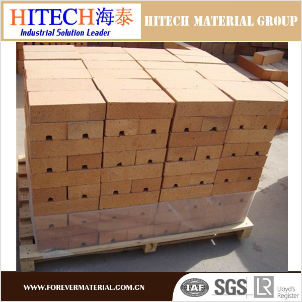 best price zibo hitech fireclay bricks in refractory for industrial furnaces