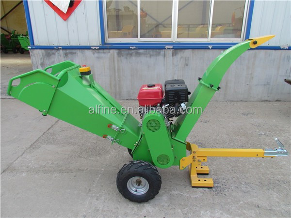 Big discount high efficiency honda wood chipper