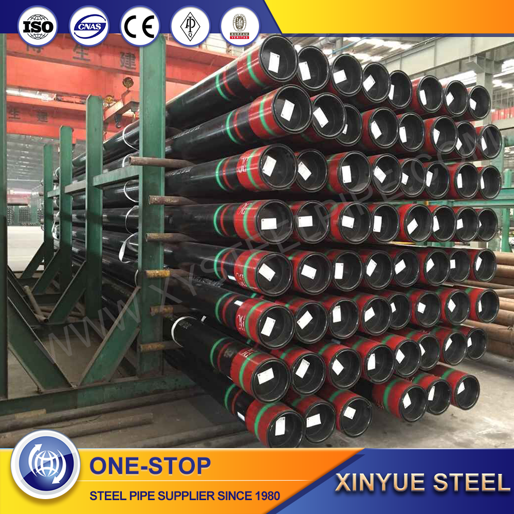 2 7/8 eu n80 oil well casing seamless tubing schedule 40