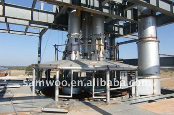 Ore melting furnace of High Carbon Chromite