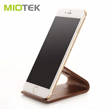 Universal Wooden display Crafts wood Mobile Cell Phone Stand Holder for iPhone mini ipad HTC Huawei