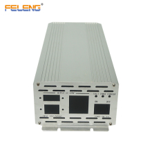 aluminum project box housing industrial outdoor heatsink enclosure ip66