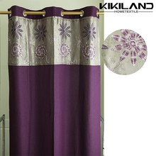 2015 European new style car window curtain type of office window curtain