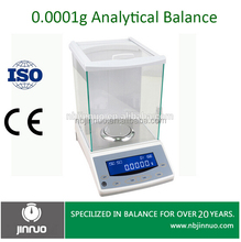 JINNUO Lab Weighing Instrument Electronic Analytical Balance & Digital weight scale JF1004N 100g/ 0.1mg