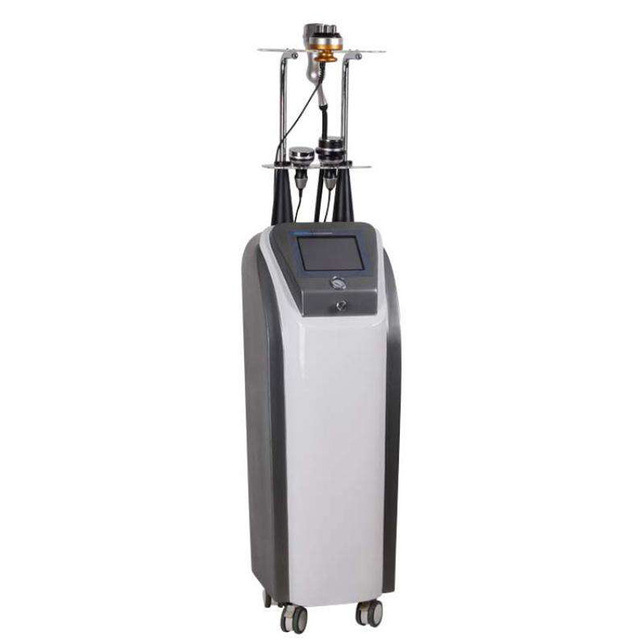 Weight Loss Feature and ultrasound lipolysis machine fat reduce Vacuum Cavitation System Type Slimming Equipment