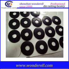 SI,FKM,NBR,HNBR,EPDM Customed Sizes Neoprene Rubber flat Gasket/Washer