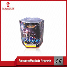 Professional special effects cake fireworks