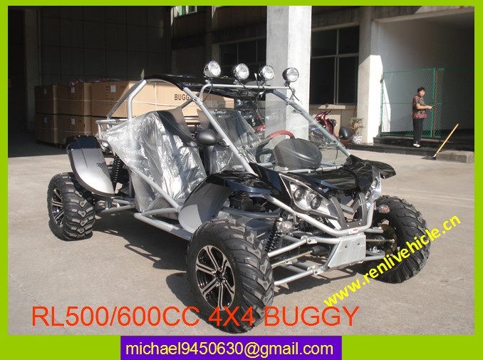 500CC 4x4 buggy with EEC COC road regal buggy