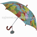 Kids umbrella/small children umbrella promotion umbrellas with electric frame