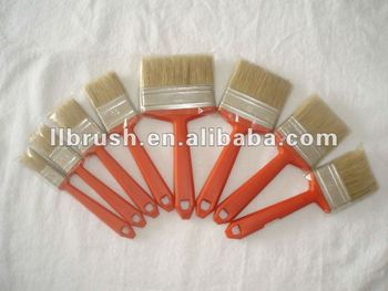 plastic handle decking paint brush