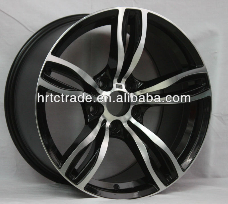 18*8.5/18*9.5 inch aluminum alloy rims,car wheel for BMW