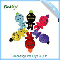 Meet EN71 and ASTM standard ICTI plush toy factory wholesale plush pet toy for dog