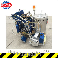 China Durable Raised Thermoplastic Road Marking Paint Machine