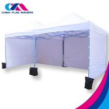good quality event one stop durable square frame pop up tent manufacture