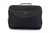 2016 black business messenger bag, timeless classic briefcase