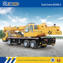 XCMG official manufacturer QY20G.5 20ton telescopic boom truck mounted crane