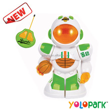 Robot toy man rc basketball robot toy educational robot toy