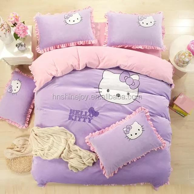 Hottest Queen Coral Fleece Bedding Sets Polar Fleece Bed Sheet   Buy Polar Fleece  Bed Sheet,Flannel Bedding Sets,King Bedding Sets Product On Alibaba.com