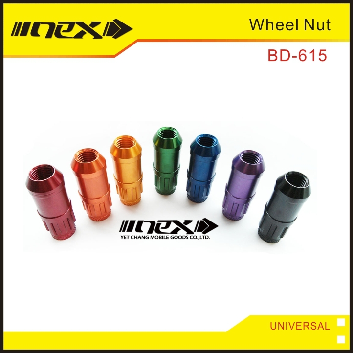 Quality For TRUCK/VAN/SUV Alloy Wheels Lug Nuts