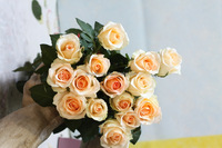 Reasonable price hotsell fresh cut roses and summer flowers