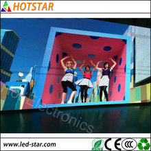 HD Rental Electronic RGB Video Programmable Outdoor Sunrise LED P4.81 Display