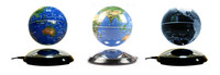 3/4/6/8inch display goods pvc material magnetic levitation ball
