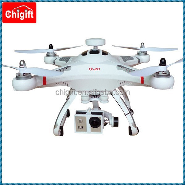 CX-20 Auto-Pathfinder FPV RC Quadcopter with GPS Quadcopter RTF with simple Gimbal