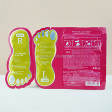 Korea foot and hand mask with Exfoliating peeling foot mask