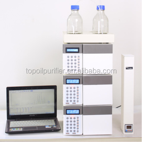 Model GC-2010L high performance liquid chromatography(HPLC)