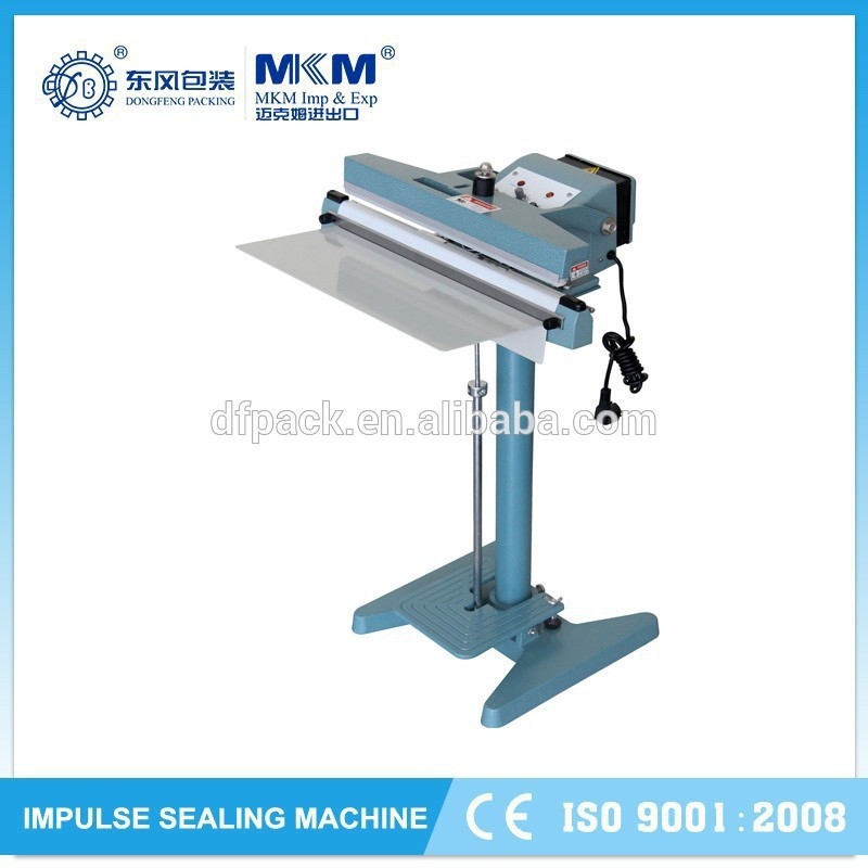 hot selling double-side heating foot sealer machine for fruit PFS-350~600