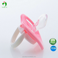 Wholesale Food Grade Silicone Baby Soother