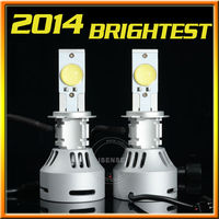WHOLESALE PRICE 12 VOLT 24 VOLT H7 LED CAR HEADLIGHT ALL BULB SIZES