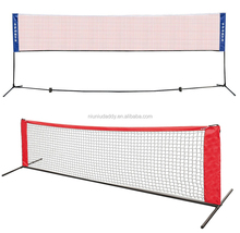 Adujstable 10 Ft Badminton, Volleyball Tennis net with stand