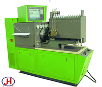 2015 common rail test bench CRS-708 for testing cr pump and cr injector