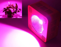 shenzhen 75W 96W 192W indoor greenhouse vertical farming systems hydroponic plant full spectrum cob grow lamp led light