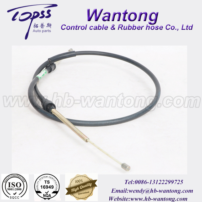 Topss OEM Number 82000-98053 Japanese Cars Brake Cable/Auto Parking Cable High Quality Outer Casing and Inner Wire