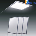LED panel light 60*60 square recessed light cover CE RoHs PSE Warm White 36W/40W/48w led flat panel light