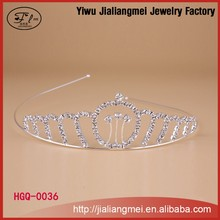 Aliexpress Fashion Wedding Hair Jewelry Bridal Hair Accessories Crystal Tiaras and Crowns from China