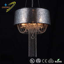 Elegant flush mount chandeliers pendant lighting simple rustic chandeliers GZ10004-5P