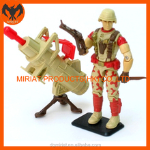 Hot Selling Plastic PVC Soldier Toys