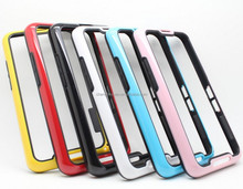 Hybrid PCTPU Frame Bumper Protective Phone Case For Blackberry A10