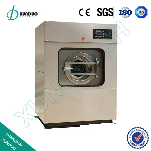 High-spin Washer Extractor for Fast Food Reastaurants