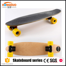Fashion design canadian maple skateboard for kids