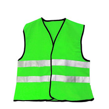 Custom Original Reflective Green Safety Vest