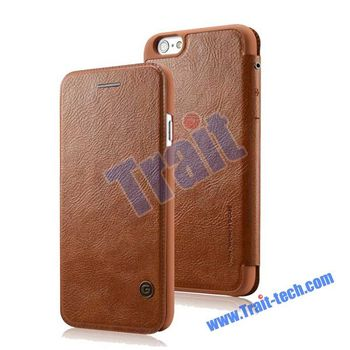 G-CASE Flip Leather Case for iPhone 6 6S With Card Slots, for iPhone 6 Case Wholesale