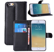 Wholesale Wallet PU Leather Case for iPhone 6 6S