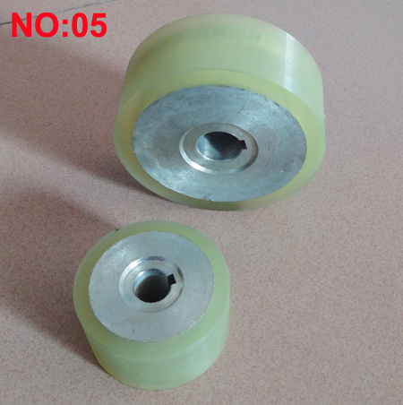 customized durable polyurethane wheel