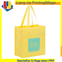 Cheap Wholesale Reusable Printed Shopping Bags