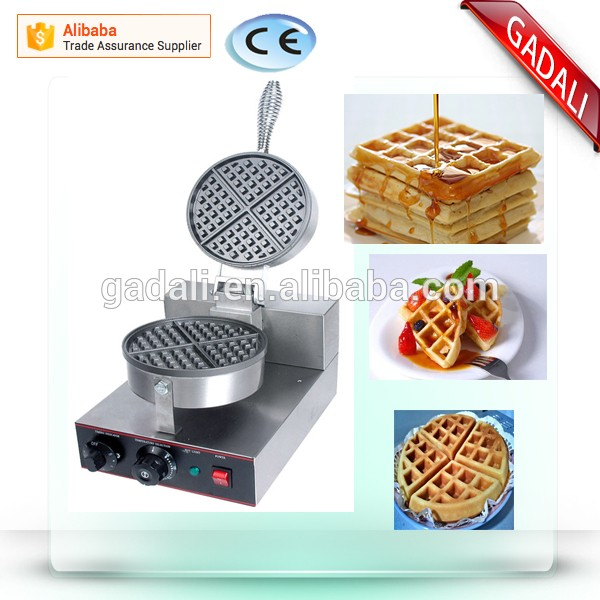 Factory promotions electric egg waffle maker, hot dog waffle maker, hong kong waffle maker
