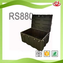 Tricases china gold supplier best choice IP67 hard plastic case waterproof equipment tool box RS880B